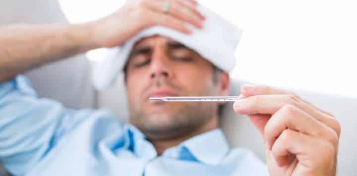 Home remédios para a febre